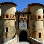Entrevaux : la citadelle