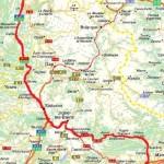 La route des Alpes de Grenoble à Nice